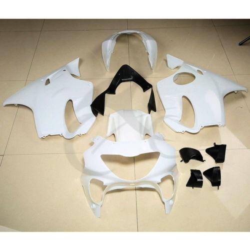 STY Fit Honda 1999 2000 CBR600 CBR 600 F4 Unpainted Fairing Bodywork Kit Set