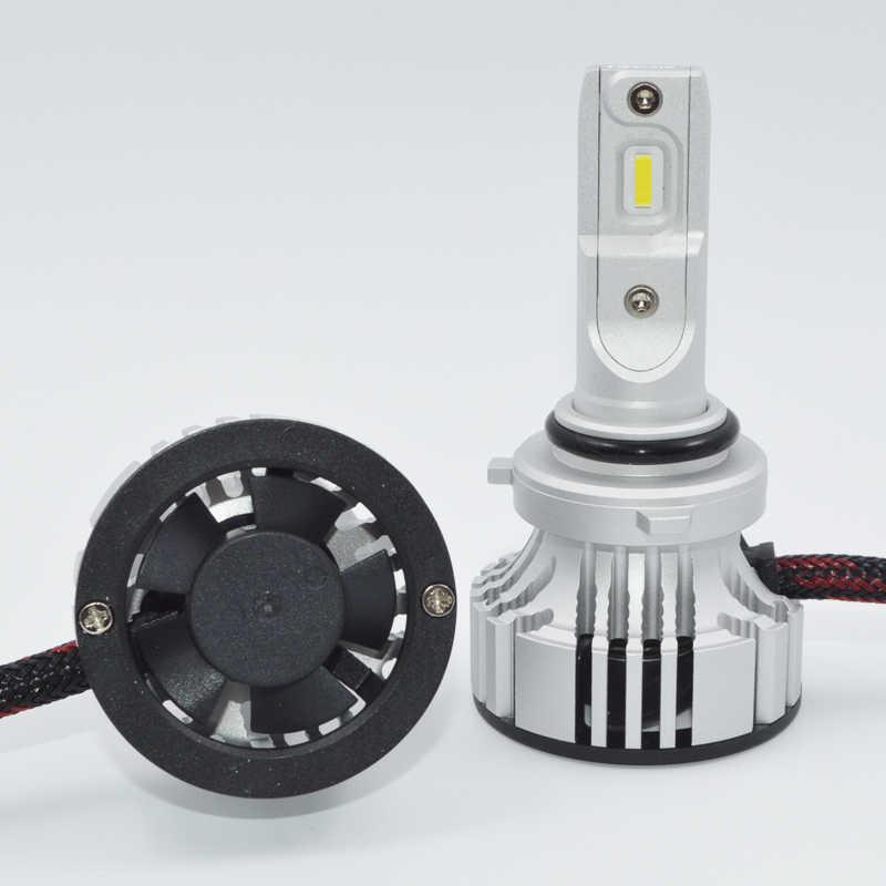 Super Bright 12000LM Car Lighting Car Headlights 9006 HB4 72W LED Bulb Auto Front Bulb Automobiles Headlamp White 6500K