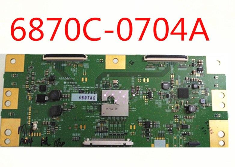 Pour LG 6870C-0704A carte logique V17_43/49/55UHD_SONY 60 HZ Spot t-con bande de barre de plaque logiquePour LG 6870C-0704A carte logique V17_43/49/55UHD_SONY 60 HZ Spot t-con bande de barre de plaque logique