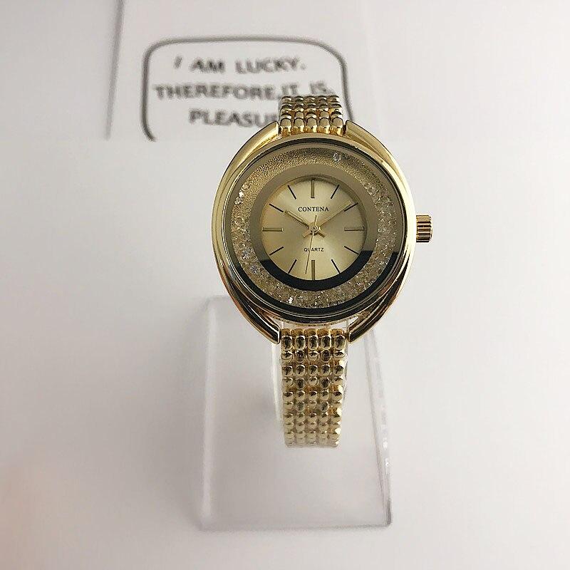 Наручные Часы для Для женщин для настенные часы платье женский, Черный Часы Для женщинs Часы Лидирующий бренд человек Часы borse Donna Для женщин...