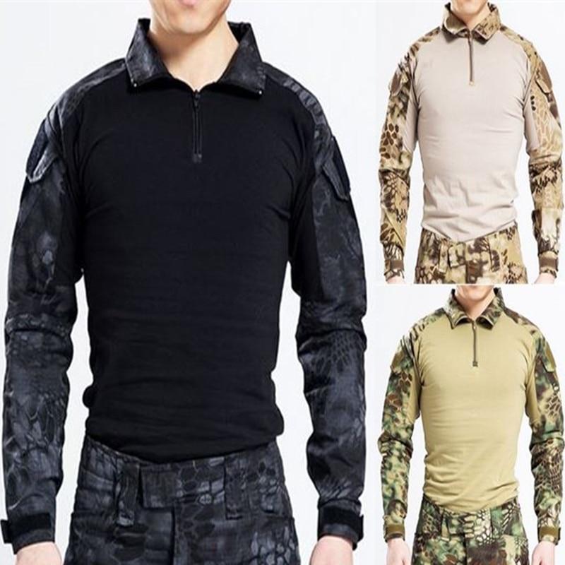 Caza Usmc Frog II táctico militar camuflaje combate pantalones - Ropa deportiva y accesorios
