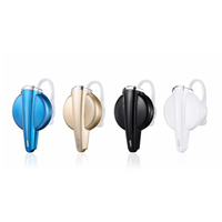 Mini Wireless Bluetooth Headsets Portable Handsfree Earphone Headphone V4 1 Blutooth With Microphone For IOS Anroid