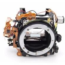 Tráng Gương Mới Hộp Khẩu Độ Nhóm Mà Không Chụp Nhóm Chi Tiết Sửa Chữa Cho Nikon D600 D610 SLR