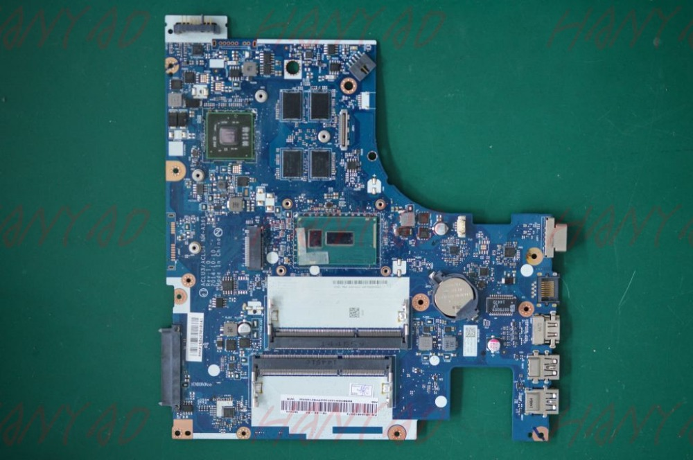 5B20H14391 For Lenovo G50-80 Laptop Motherboard ACLU3ACLU4 NM-A361 With I7 CPU R5 M3302GB