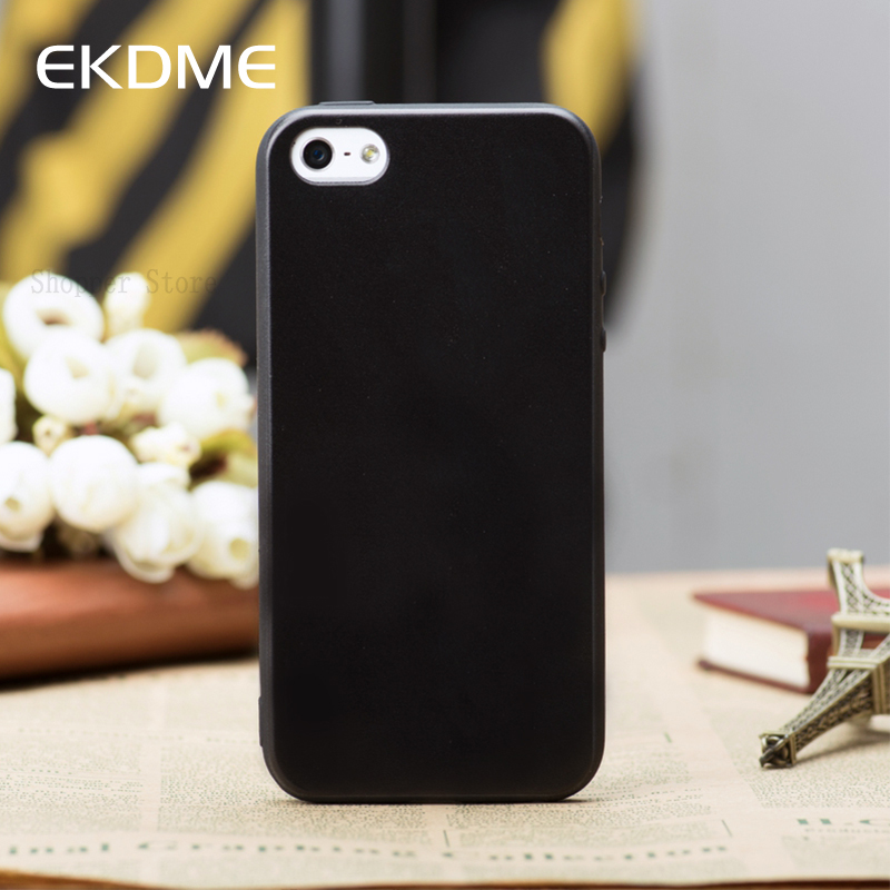 Pure Black TPU Phone Case For iPhone X XS XR XS MAX 5 5S SE 6 6S 7 8 Plus Silicon Soft TPU Capa For iPhone XS XS Max 8 7 6 Capa