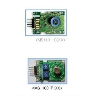 ต้นฉบับนำเข้าการวัดฟอร์มาลดีไฮด์ sensitive/แก๊ส VOC sensor โมดูล MS1100-P111