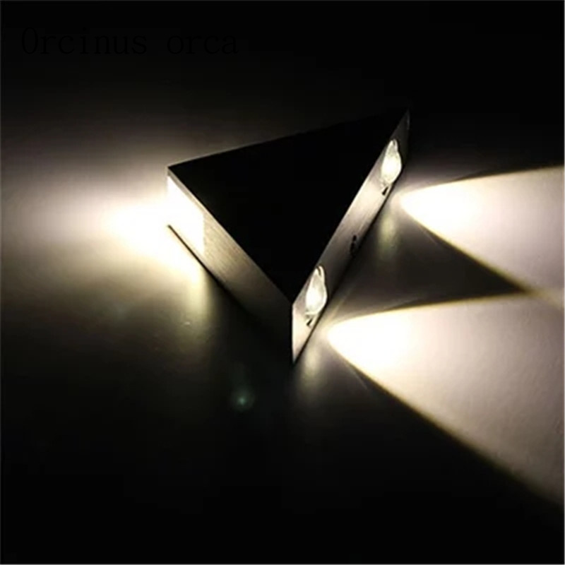 Led wall of modern living room bedroom bedside lamp bar KTV aisle corridor wall aluminum TV background wall lamp modern simple wavy acryl aluminum led wall lamp for bathroom mirror light bedroom living room tv background aisle 48 58cm 1337