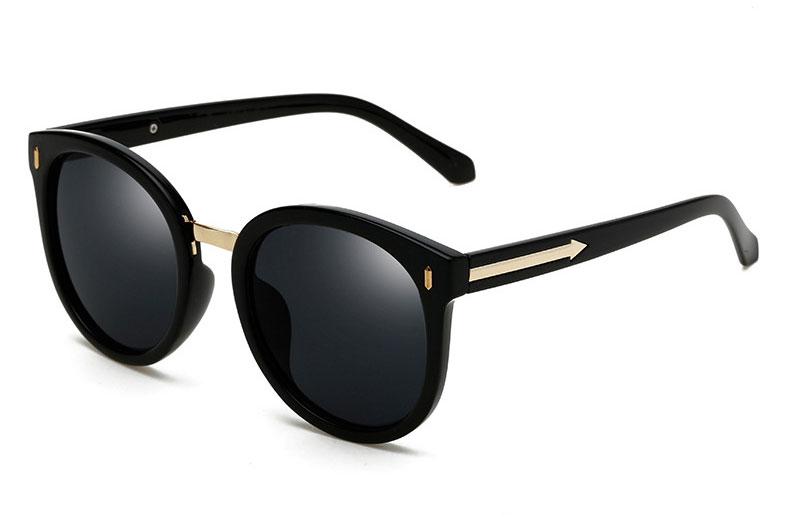 HTB1TZyXSpXXXXbhapXXq6xXFXXXe - OHMIDA Mirror Sunglasses Women's 2018 Arrow Round Brand Sunglasses Pink UV400 Vintage New Fashion