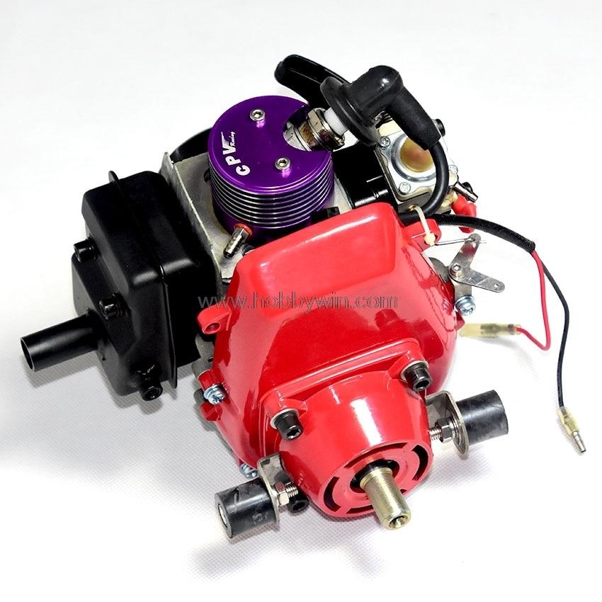 26CC RC Boat Gas Engine GP026 Racing Speedboat Gasoline power цена и фото