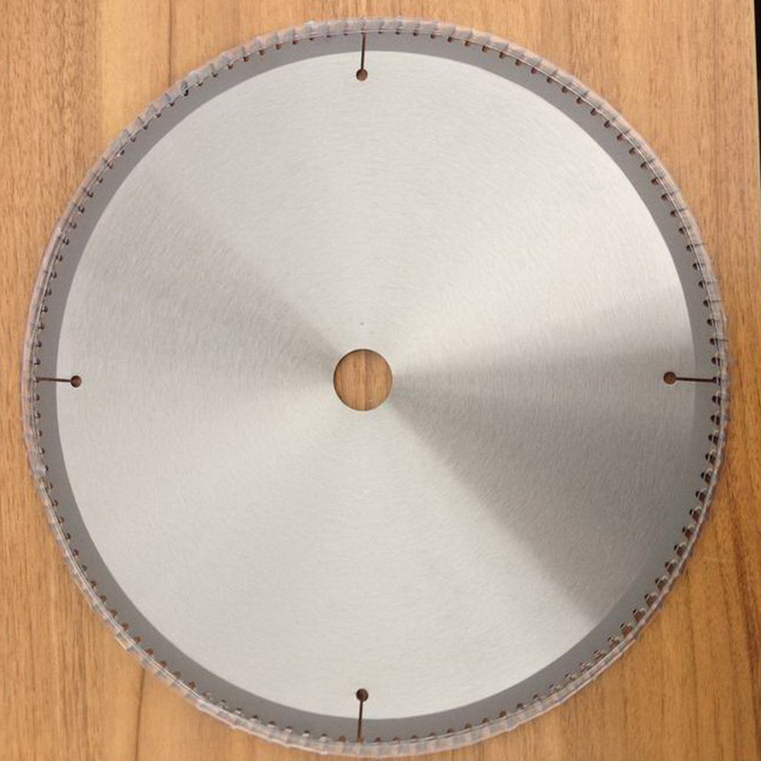 Livraison gratuite de 1 PC décoration qualité 300*30*3.0*100/120z TCT lame de scie avec OKE carbure pour bois dur/MDF/poly panneau/coupe