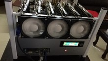 ETH miner Ethereum Dash/DarkCoin X11 Multifunktions erz chip R9 390 8G karte * 6 mit NETZTEIL freies verschiffen senden DHL(China (Mainland))