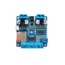 2PCS Motion Sensor or Switch Activated MP3 Module Motion Triggered MP3 Audio Module with Simultaneous Load Output to LED Light
