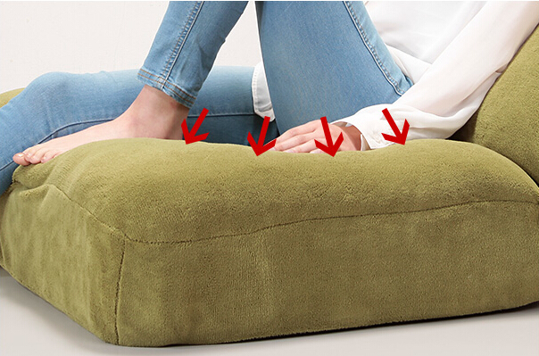 reclining chaise lounge. Floor Foldable Couches For Living Room Multinational Reclining Chaise Lounge Day Bed Modern Japanese Couch Sofa Set Sale-in From Furniture