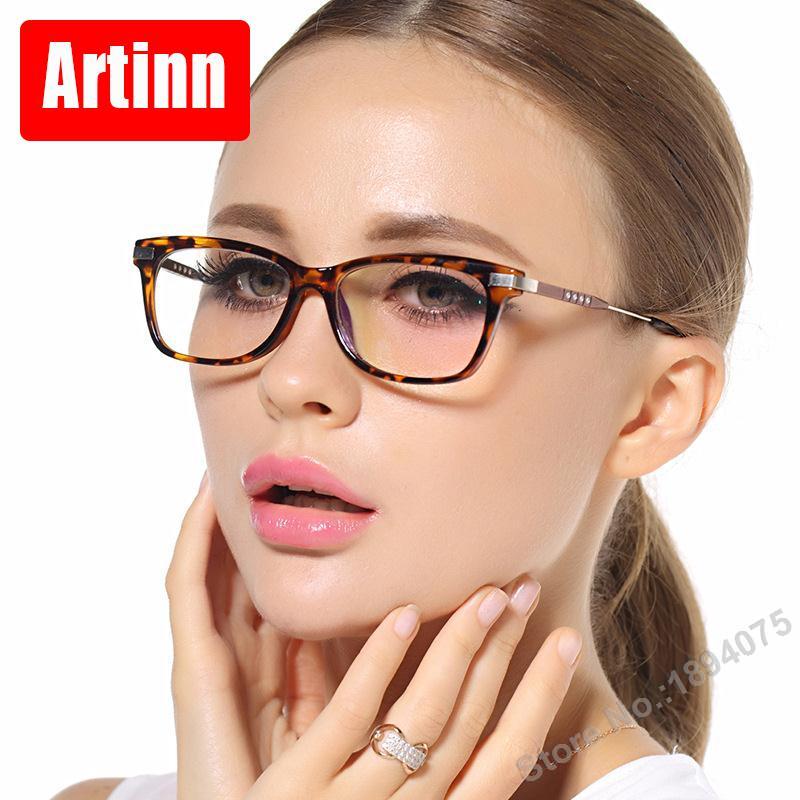Pk Bazaar women eye wear prescription eyeglasses frames men eye ...