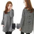 new autumn/spring Maternity sweaters coat and outerwear knitted sweater pregnant clothing free shipping