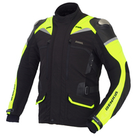 BENKIA Motocross Motorcycle Jacket Men Racing Jacket Winter Reflective Moto Jacket Protection Jaqueta Motoqueiro