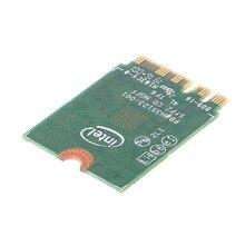 Intel Dual Band Bluetooth Wireless-AC 3165 BT4.0 2,4G/5G 433M NGFF NGW сетевая карта