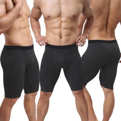 2017 sexy masculino boxer new deisgn confortável boxer multicolor lingerie gay boxer de algodão confortável dos homens mens underwear boxers