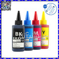 4X100ML for Canon MG2980 MG2580 MG2400 IP2880 800 FW fill with special ink 4 color printer Specific ink
