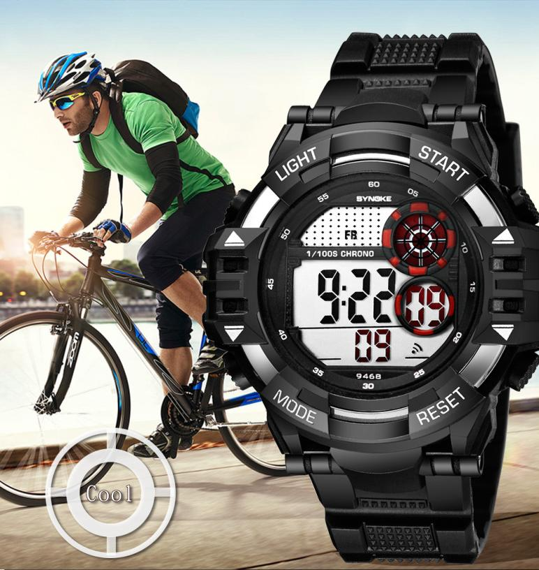 Permalink to Digital Watch Men LED Digital Military Watches 50M Waterproof Sport Watch Outdoor Wristwatches Reloj Relogio Montre Homme