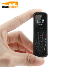 MOSTHINK oryginalny GTstar BM50 Mini telefon komórkowy 0.66 Cal GT gwiazda GSM pojedyncza karta SIM Bluetooth przycisk Dialer telefon komórkowy BM70