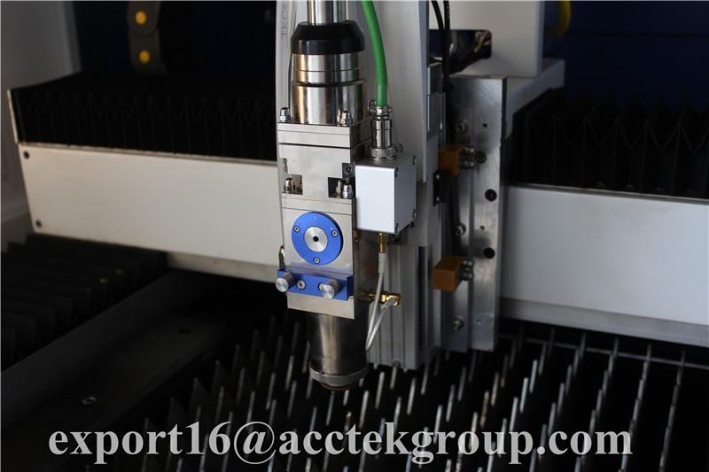 CNC laserová výroba 500w 1000w 2000w Chráněné mini laserové - Zařízení na obrábění dřeva - Fotografie 2