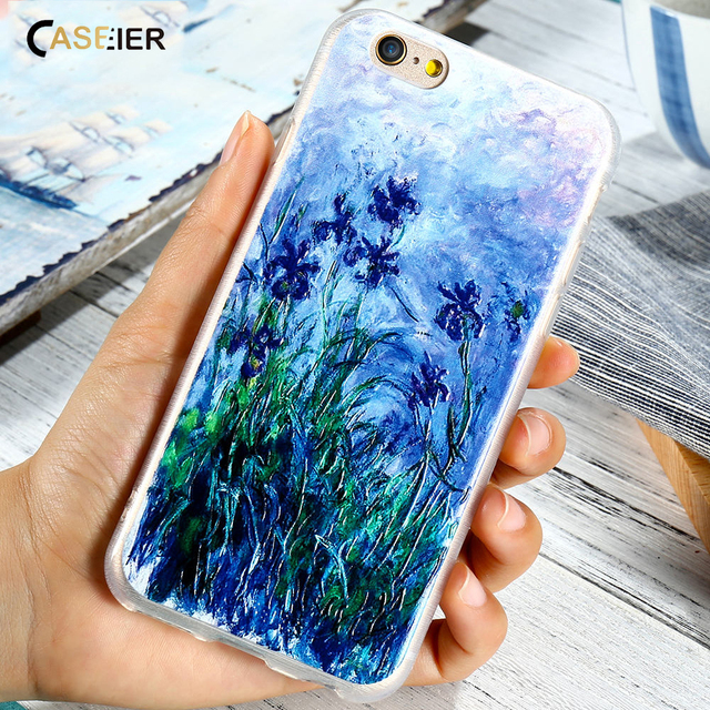 coque iphone 6 monet