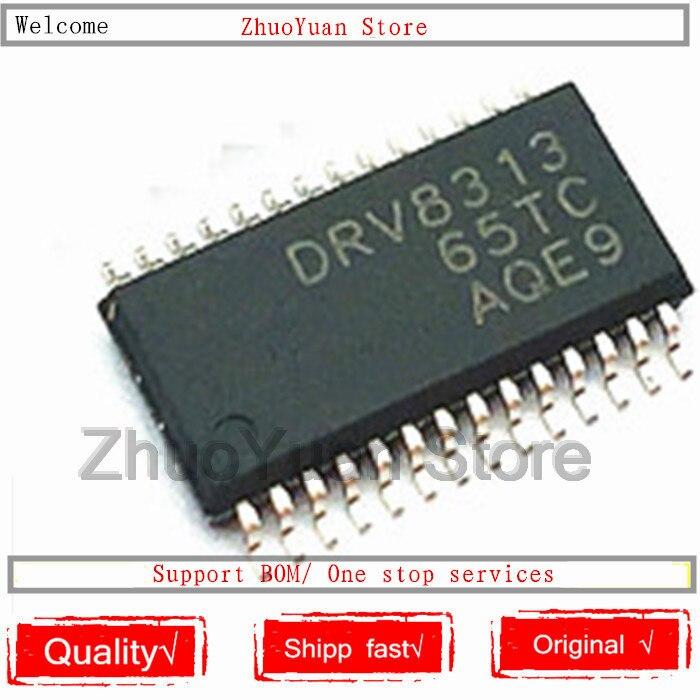 1PCS/lot DRV8313PWPR DRV8313 TSSOP-28 DRV8313PWP IC Chip New Original