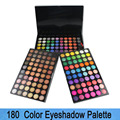 Professional 180 Color Palette  3-Layer  Cosmetic Eyeshadow Set makeup kit Free shipping offered Dropshipping!180-02#