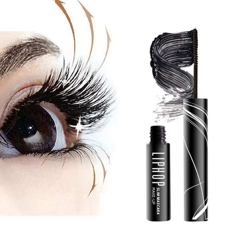 1PC Black Mascara Makeup Eyelash Long Curling Thick ...