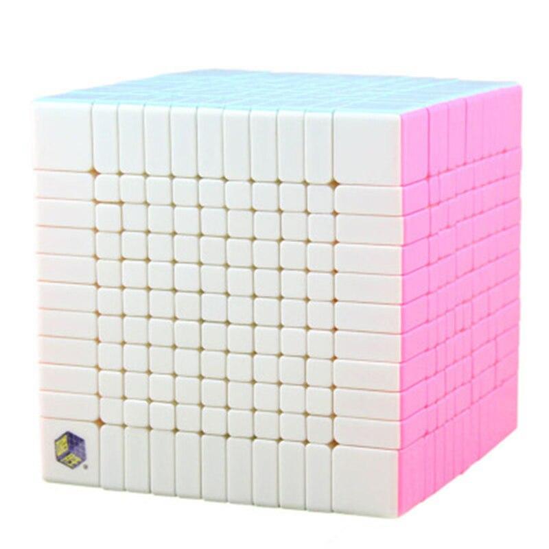 Cube néo professionnel 11x11x11 vitesse pour Magico Cubes Antistress Puzzle Cubo Magico autocollant pour enfants jouets éducatifs pour adultes