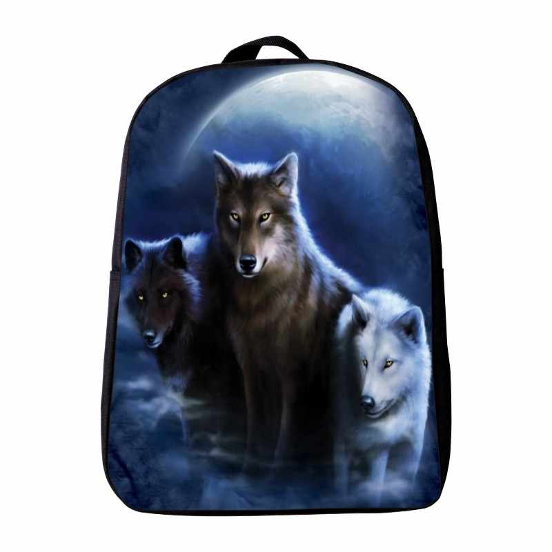 355700e1fce Hot 12 Inches Oxford Printing Animal horse Kindergarten Small Backpack Kids  Baby School Bags Children Mini Schoolbag for Boys