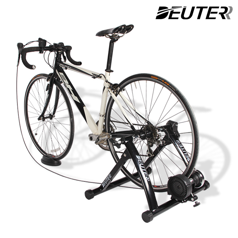 Cycling Trainer Home Training Indoor Exercise 6 Speed Magnetic Resistances Bike Trainer Fitness Station Bicycle Trainer Rollers rockbros bicycle trainer roller training tool road bike exercise fitness station mtb bike trainer tool station 3 stage folding