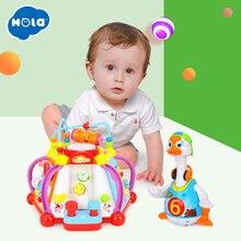 Купить с кэшбэком Baby Toys Electric Hip Pop Dance goose & Kids Development Toys Multifunctional Game Toys for Children