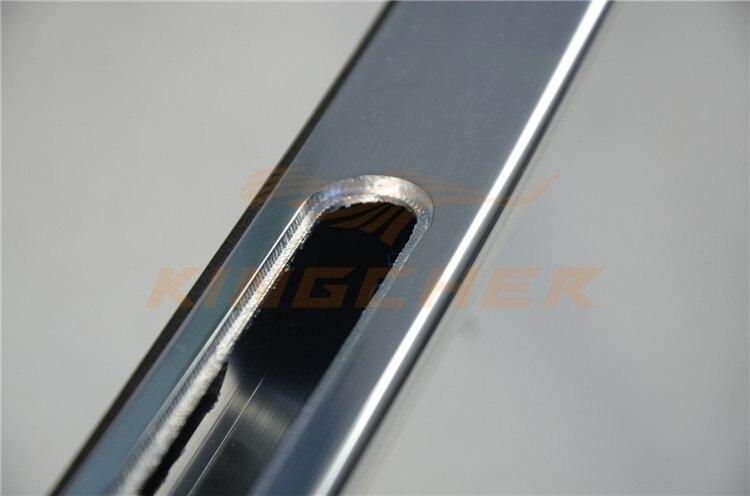 OEM Алюминия Багажа Багажа Багажники Nerf Бар для Ford Kuga Побег 2012 2013