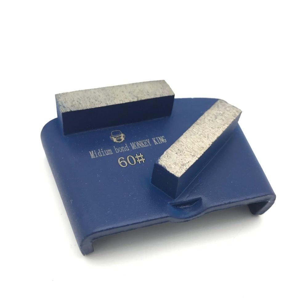 EZChange HTC slijpsegmentpad Metaal Diamant Beton Slijpschijf - Schurende gereedschappen - Foto 6