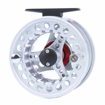 """Maximumcatch Fly Rod and Reel Combo 8\'4\""""/8\'6\'/9\'/9\'6\'\'/10 3/4/5/6/7/8WT Carbon Fishing Rod with Large arbor Aluminum Reel"""