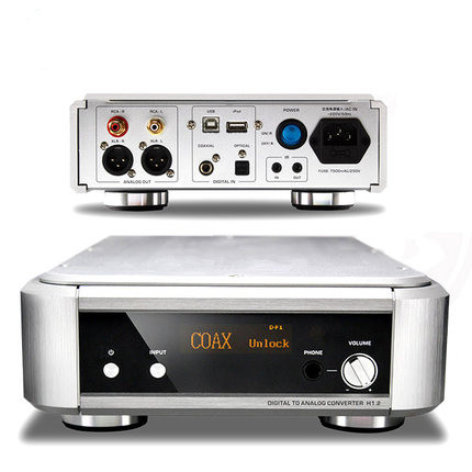 R-058 Shanling H1.2 ES9016+XMOS 32bit/384KHz DSD 2.8M/5.6M Earphone Amplifier Coaxial Optical iPOD USB DAC XLR output 110V/220V new xduoo xd 05 portable audio high performance portable dac headphone amp 32bit 384khz native dsd decoding with oled display