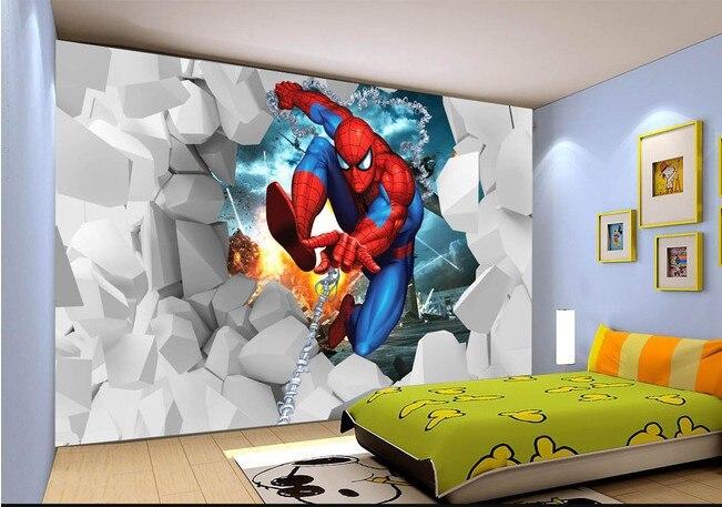 Beautiful Spiderman Slaapkamer Contemporary - Raicesrusticas.com ...
