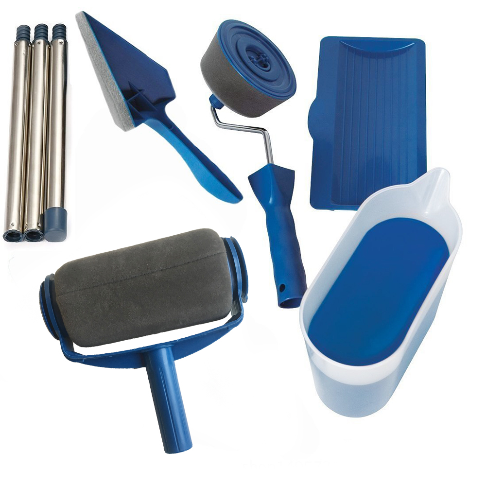 8pcs-multifunctional-paint-roller-racer-diy-household-paint-runner-pro-painting-brush-for-wall-decoration-with-seam