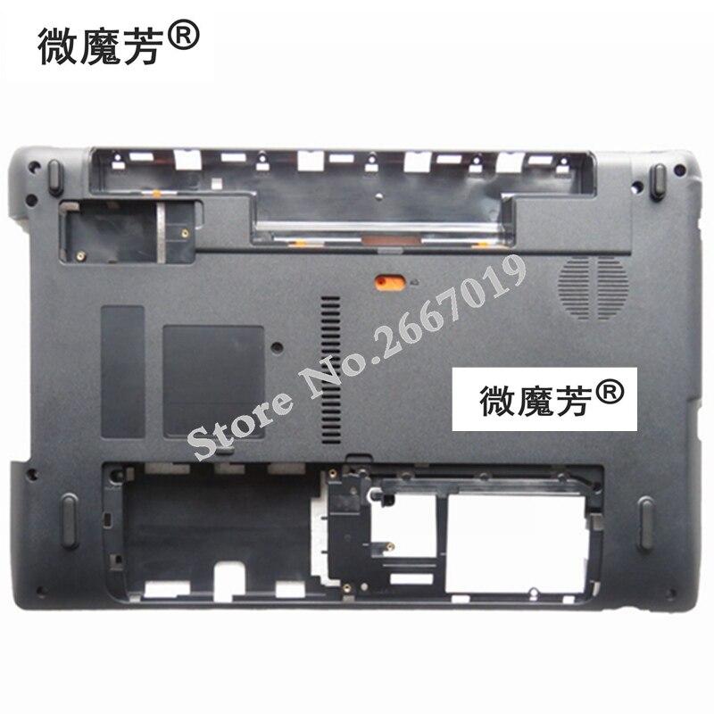 New Bottom case For Acer for Aspire 5750g 5750 bottom case 5750z Base Cover AP0H