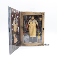 NECA The Texas Chainsaw MASSACRE PVC Action Figure Collectible Model Toy 18cm KT3703
