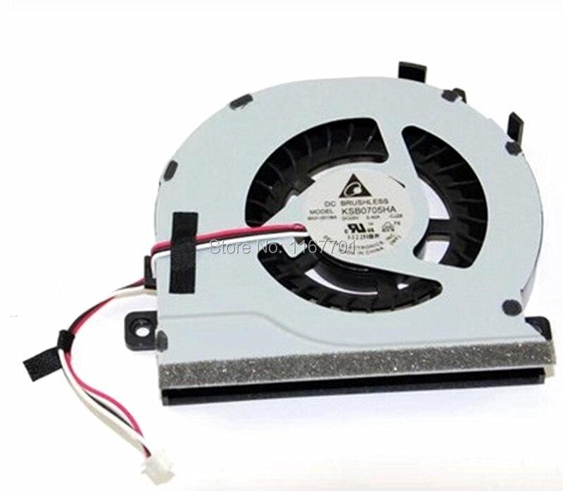 100% ventilateur de refroidissement d'origine pour ordinateur portable/ordinateur portable pour Samsung BA31-00147A KSB0705HA-E308