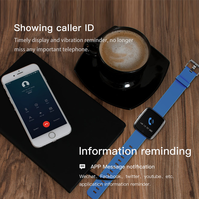 COLMI Smart watch Men IP67 Waterproof Activity Fitness Tracker Heart Rate Monitor Women Smartwatch For Android IOS