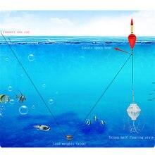 1 комплект поплавок для ловли карпа морской монстр рыболовный