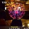 NEW Novelty Magic Crystal Plasma Ball Lava Lamp Creative Light Graduation Birthday Christmas Kids Room Decor