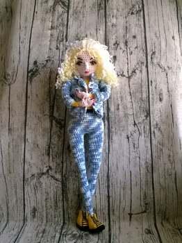 crochet toys  amigurumi  handmade   rattles   jane  army girl  model  number  19070302