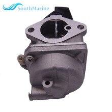 3R4 03200 0 3R4 03200 1 3R4032000M 3R4032001M Carburetor Assy for Tohatsu Nissan 4 stroke 6HP MFS6 NFS6 A2 B Outboard Motor