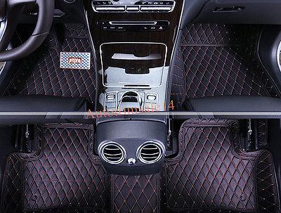 Интерьерные коврики и коврик для ног для Mercedes Benz A Class W169 W176 09 16