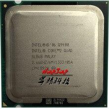 Intel Core 2 Quad Q9400 2,6 ГГц четырехъядерный процессор 6M 95W LGA 775